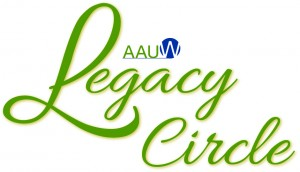AAUW Legacy Circle logo