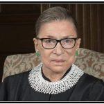 Ruth Bader Ginsburg RIP 9/18/20